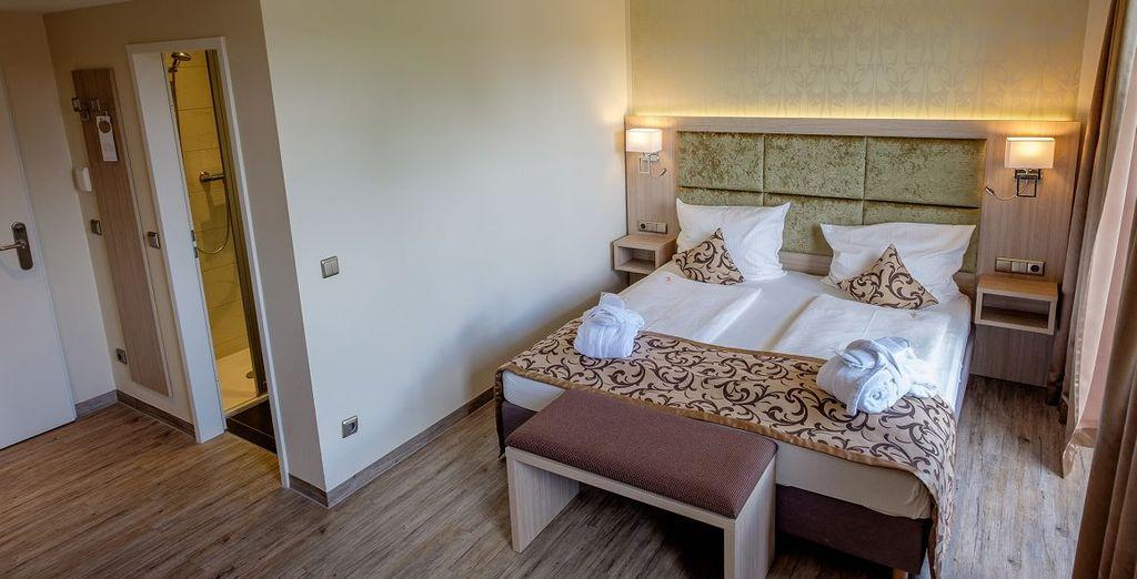 Hotel Restaurant Walpurgishof 4*