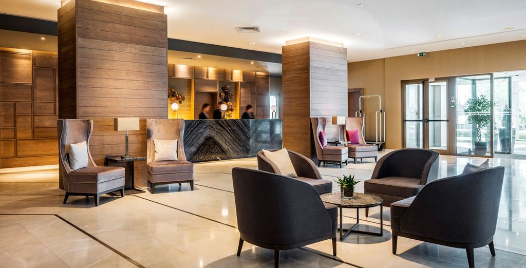 Willkommen in Ihrem 5* Hotel!