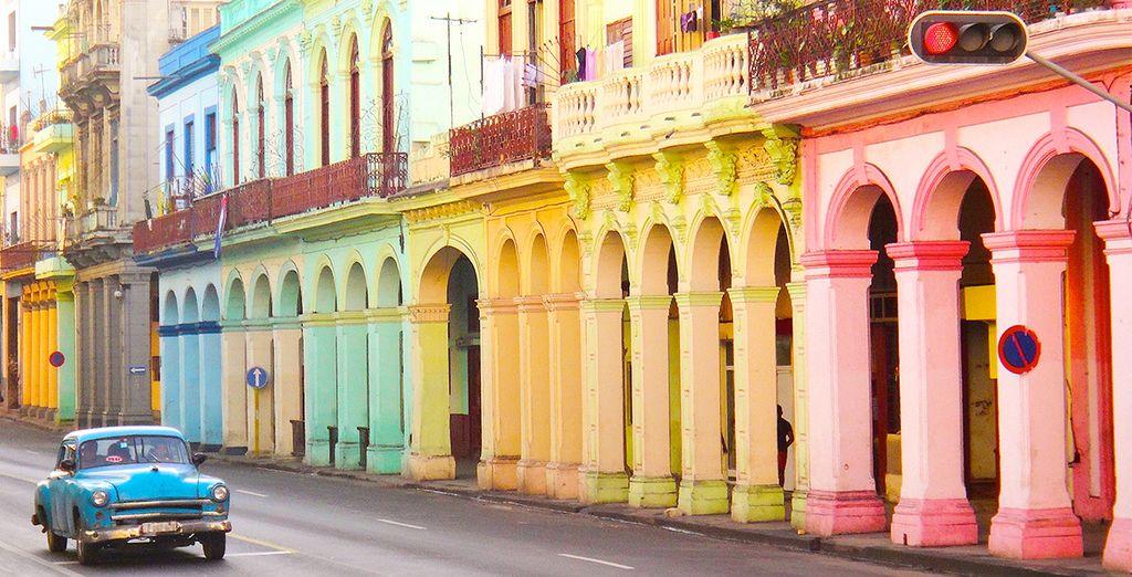 Entdecken Sie Kuba auf Ihrer nächsten Reise