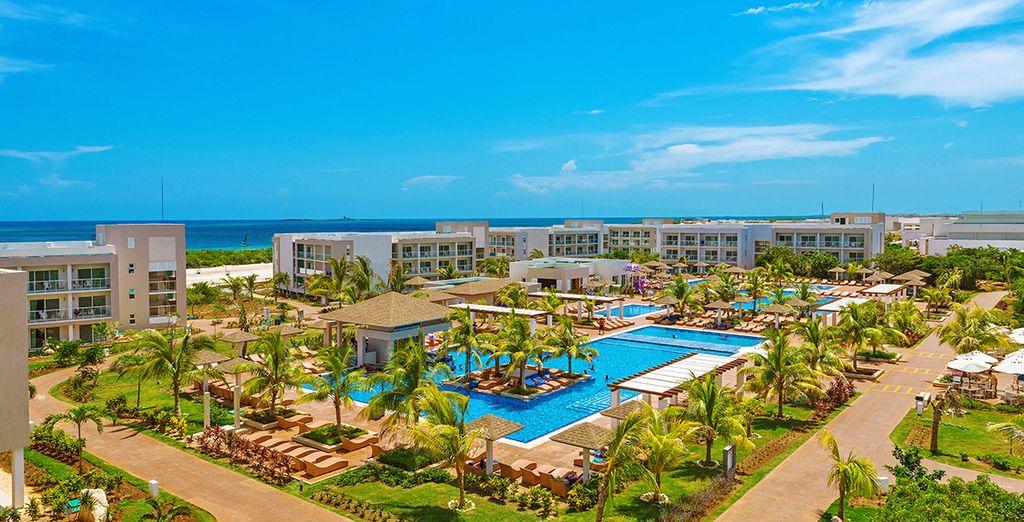 Ihre nächste Station ist das Ocean Casa del Mar 5*