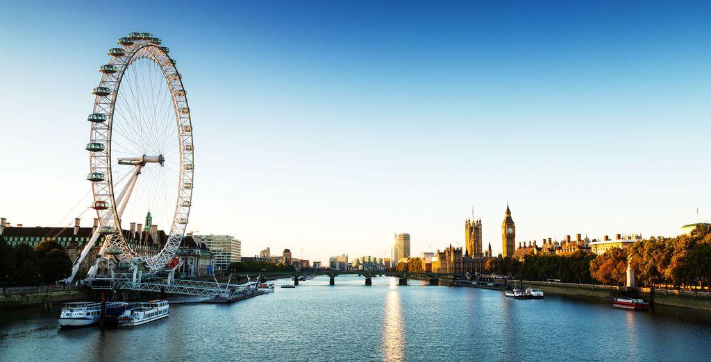 Erkunden Sie London