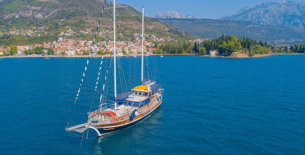 Kreuzfahrt Montenegro Urlaub - 7 Nächte
