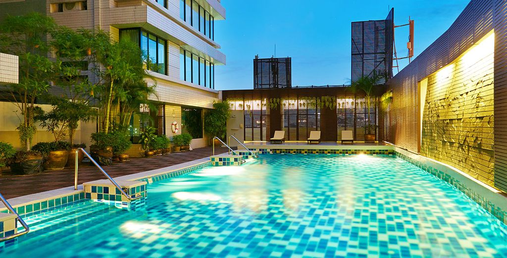 The Duchess Hotel and Residences 4* und Mai House Patong Hill 5* mit Voyage Privé