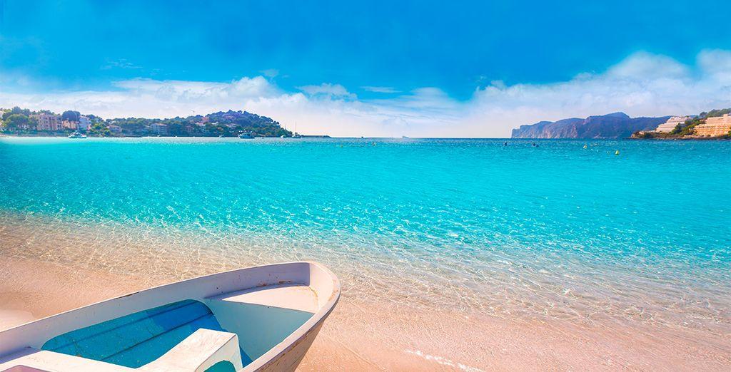 Entdecken Sie die besten hotels am Meer auf Mallorca mit Voyage Privé