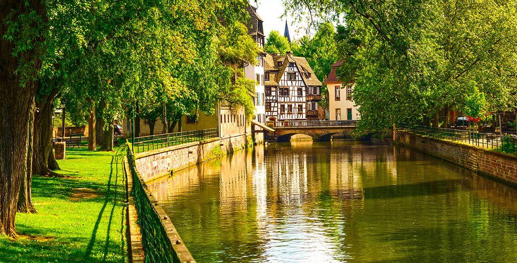 Genießen Sie Rabatte auf Luxushotels in Straßburg