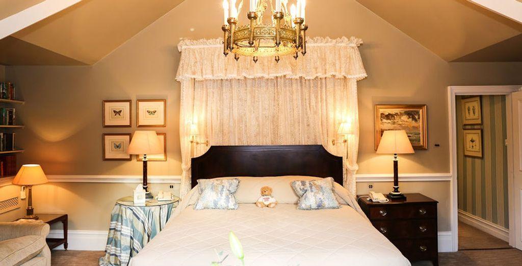 Entscheiden Sie sich für ein Deluxe oder ein Superior Zimmer