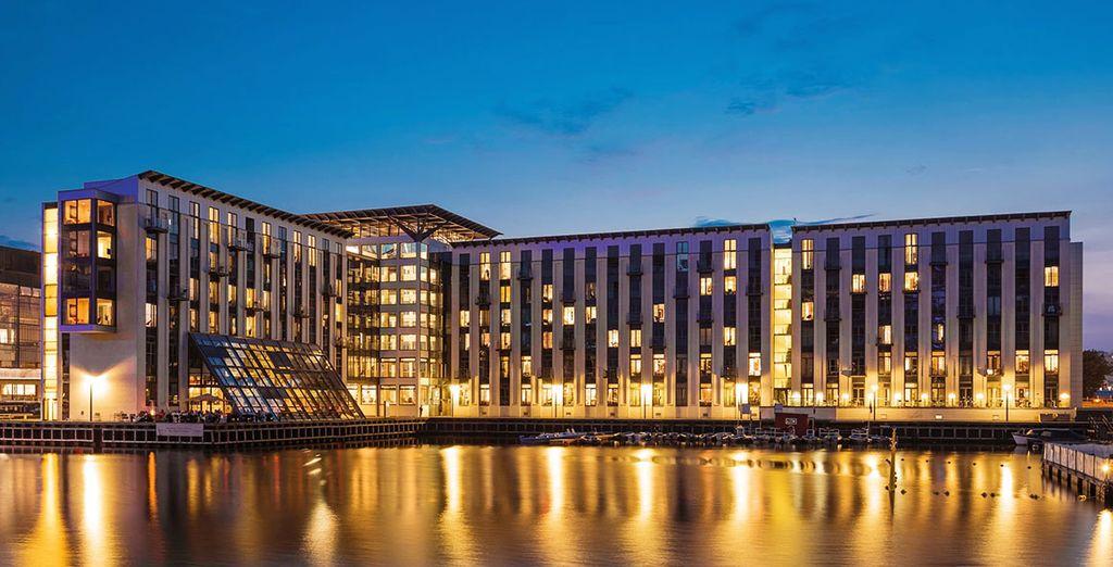 Copenhagen Island Arp Hansen 4* Hotel