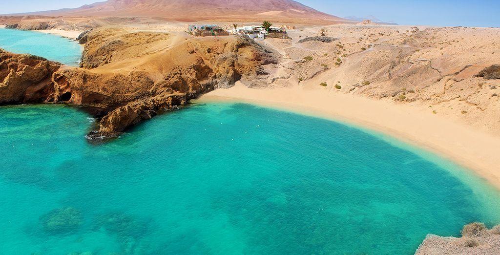 Entdecken Sie Lanzarote mit Hilfe unseres Reiseführers