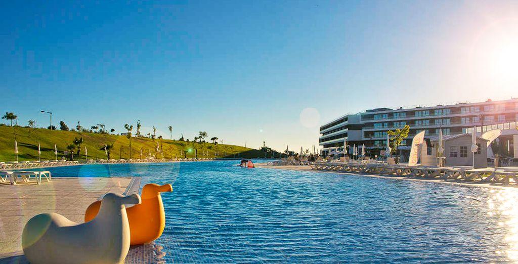 Kommen Sie mit Voyage Privé an die Algarve!