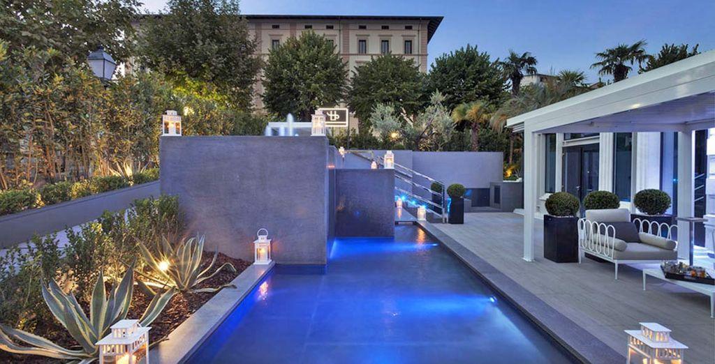 Disfruta del relax 5* en la Toscana