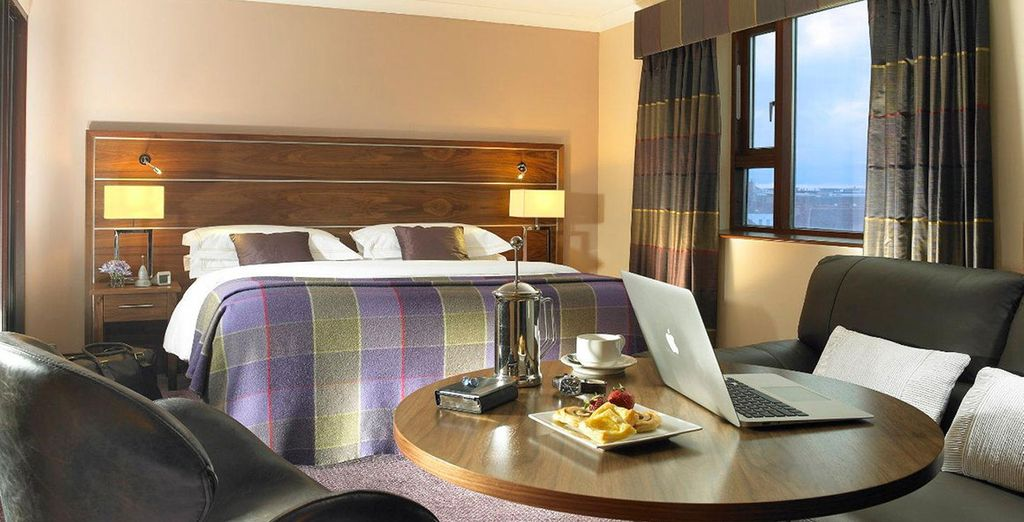 O'Callaghan Stephens Green Hotel 4*