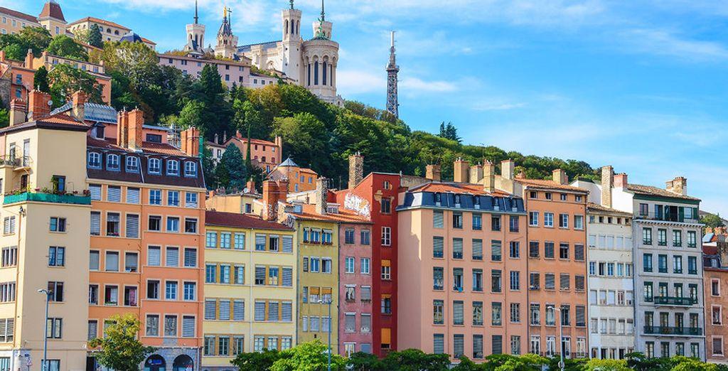Descubre la ciudad de Lyon, patrimonio de la humanidad por la UNESCO