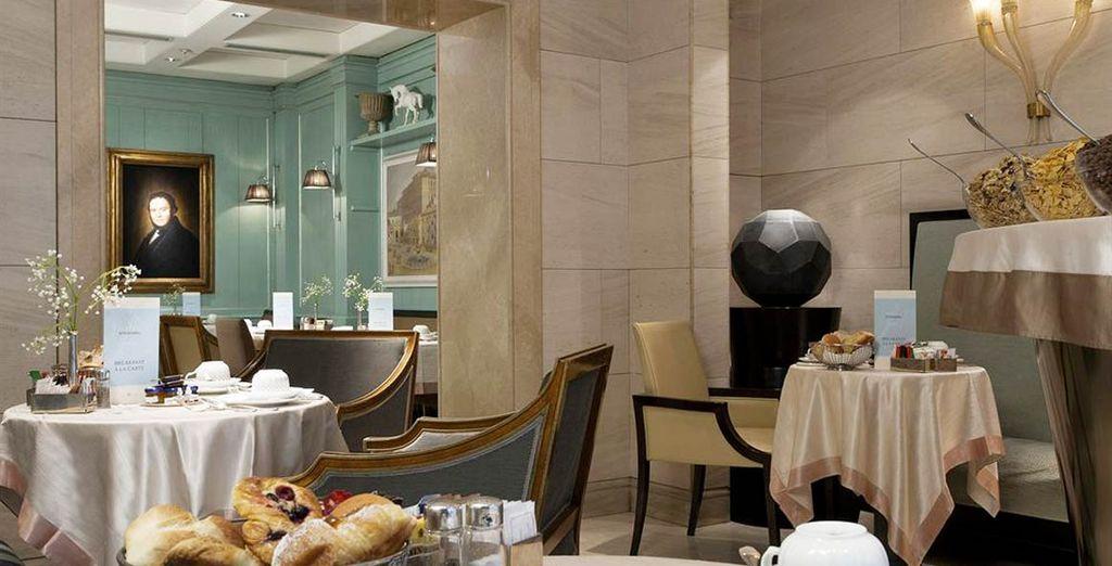 Donde te encontrarás en habitaciones diseñadas con el mejor de los gustos