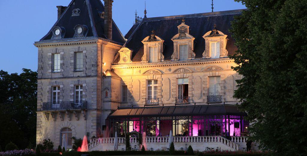 Tendrá una excelente estancia en Mirambeau