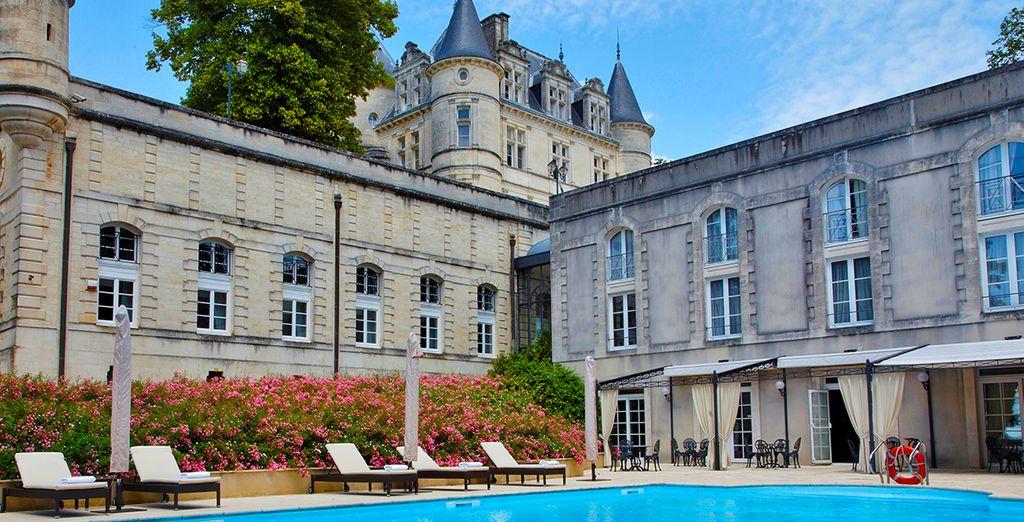 Château de Mirambeau 5* - Burdeos