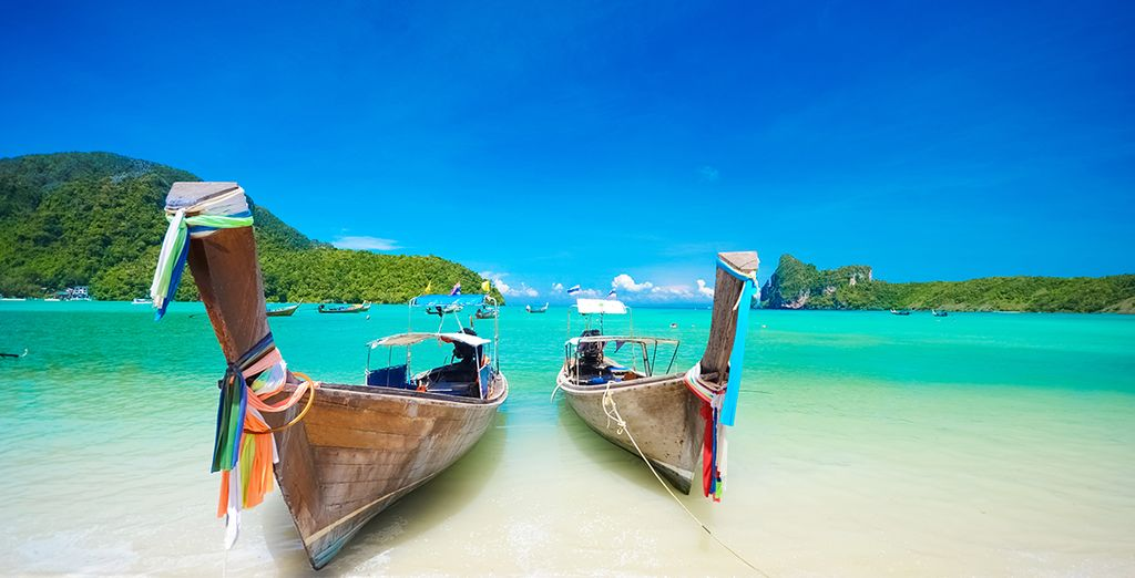 ¡Que tengas unas fantásticas vacaciones en Tailandia!
