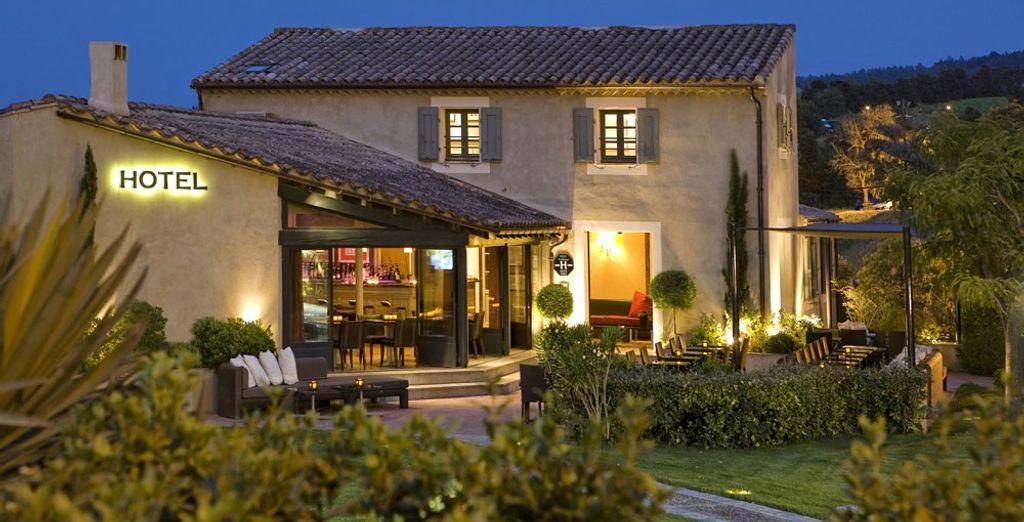 Hotel du Chateau & Spa Carcassonne 4*