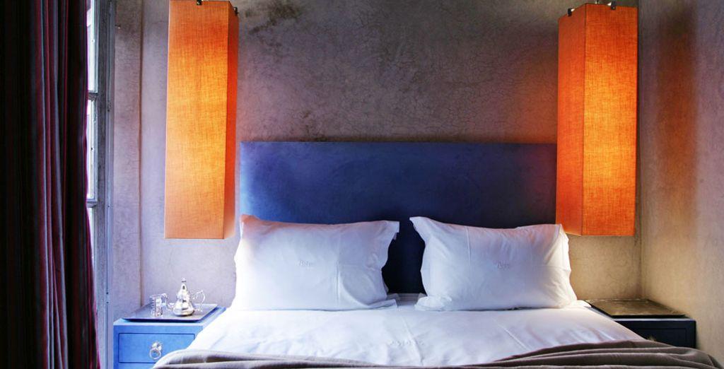Descubre la habitación Saint-Exupéry