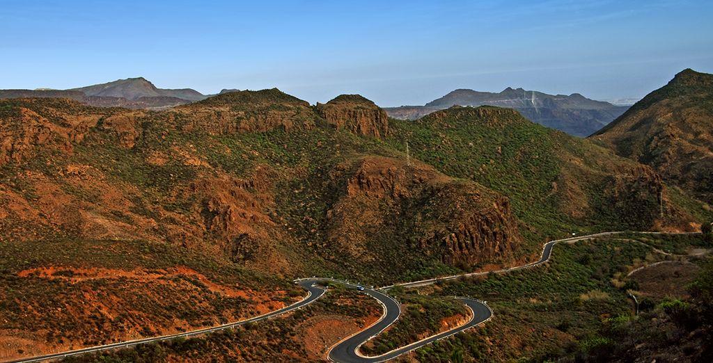 ¡Escápese a Gran Canaria!