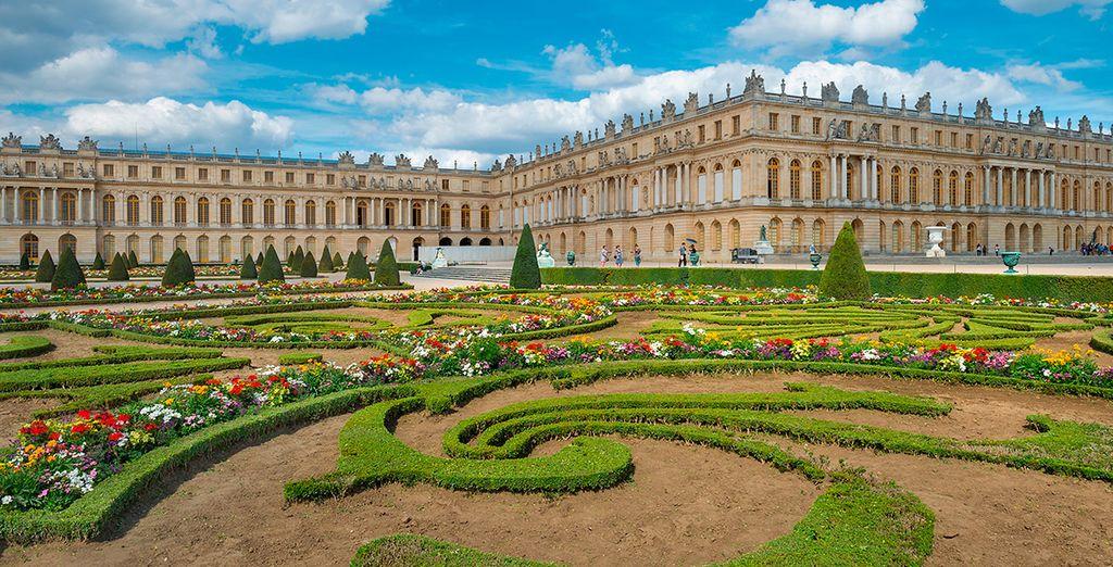 Descubre el increíble Palacio de Versalles...