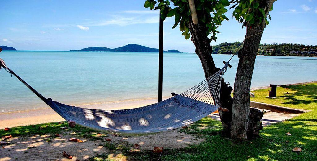 Un lugar donde priman el descanso y la relajación