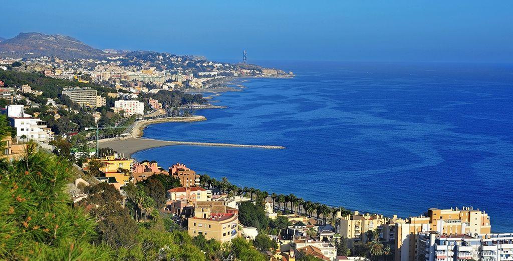 La costa andaluza ofrece muchas opciones