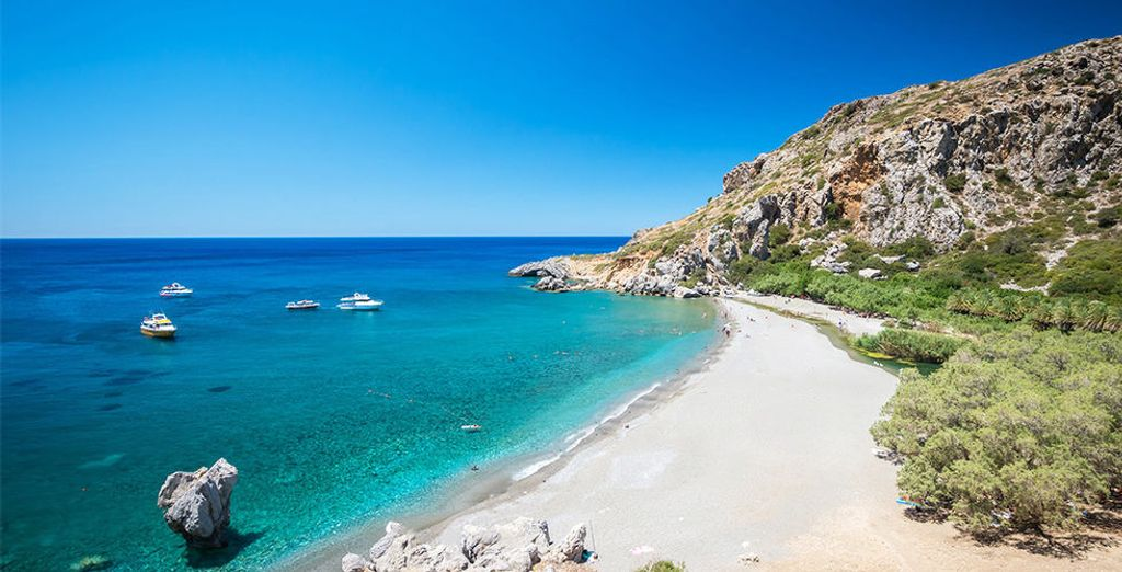 ¿Todo listo para Creta?