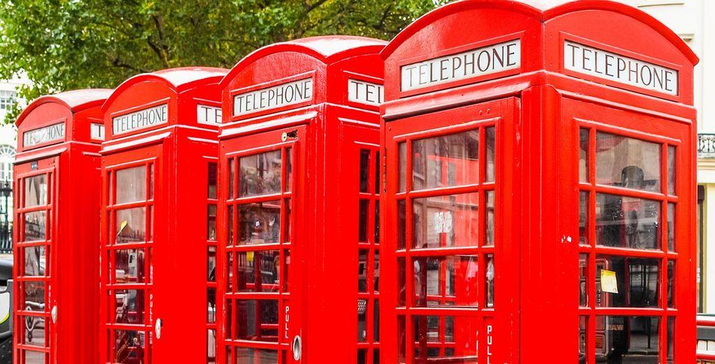 ¡Londres te está llamando!