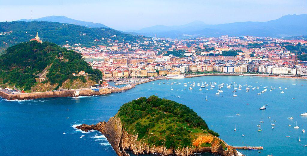 Bienvenido a San Sebastián