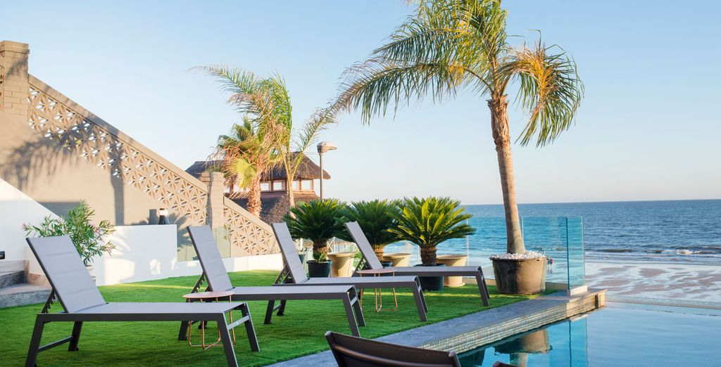 ON Village Exclusive from Oceanfront - Mazagon