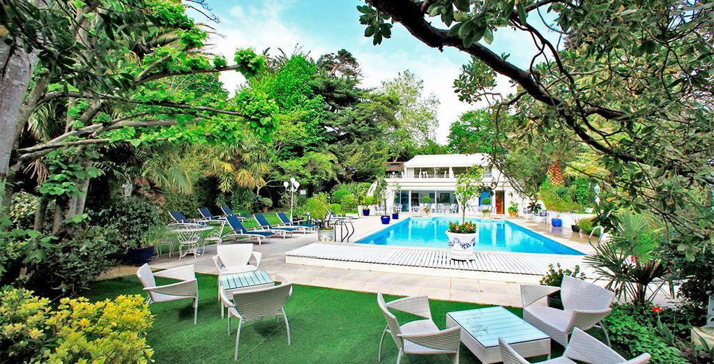 Hotel Parc Victoria 5*
