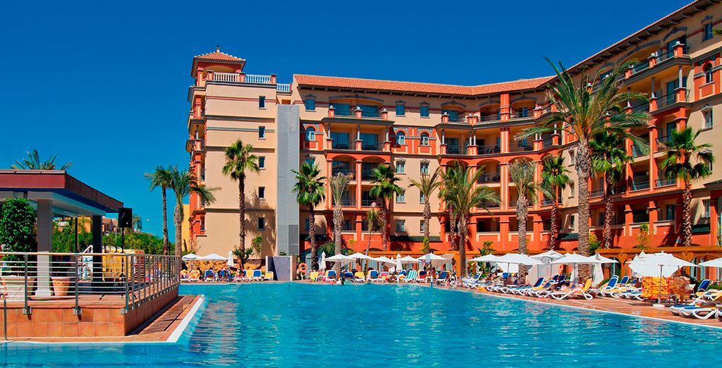 Ohtels Islantilla Suites & Spa 4*