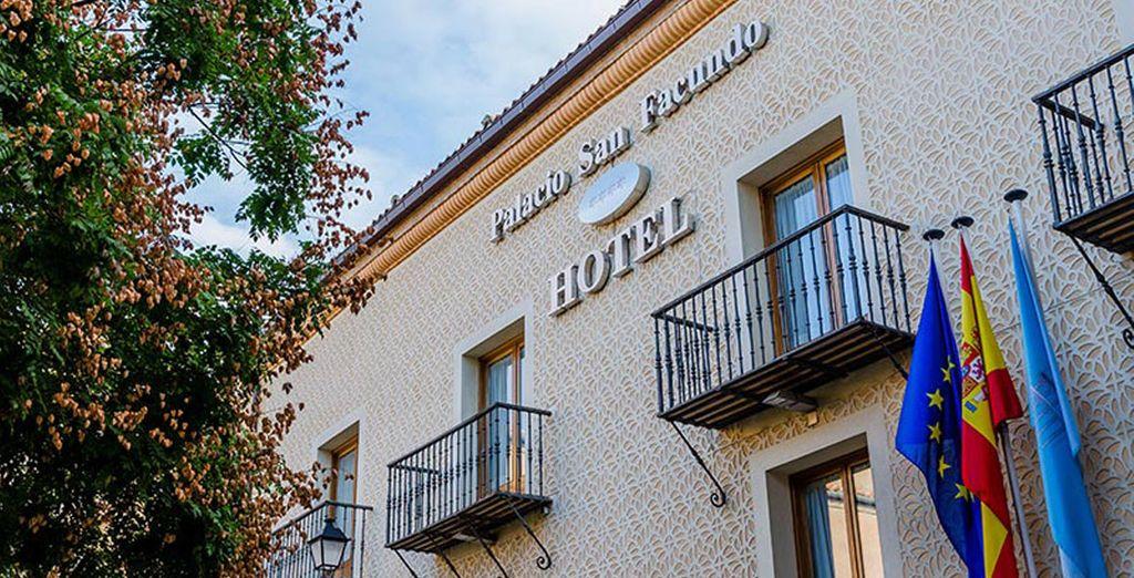 Palacio San Facundo 4*