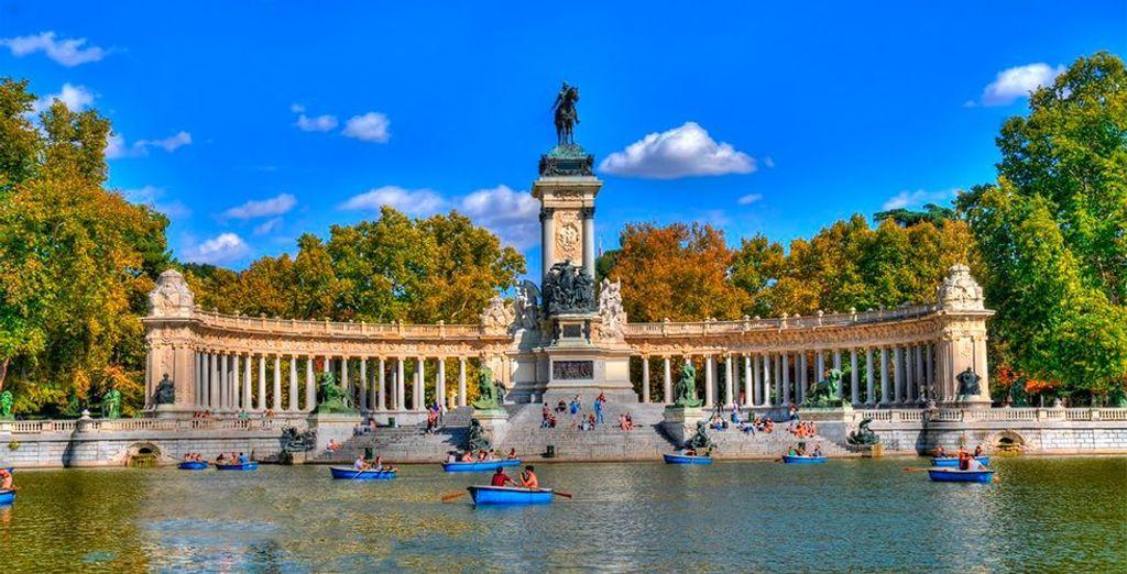 Vacaciones en Madrid, viajes con precios descuentos