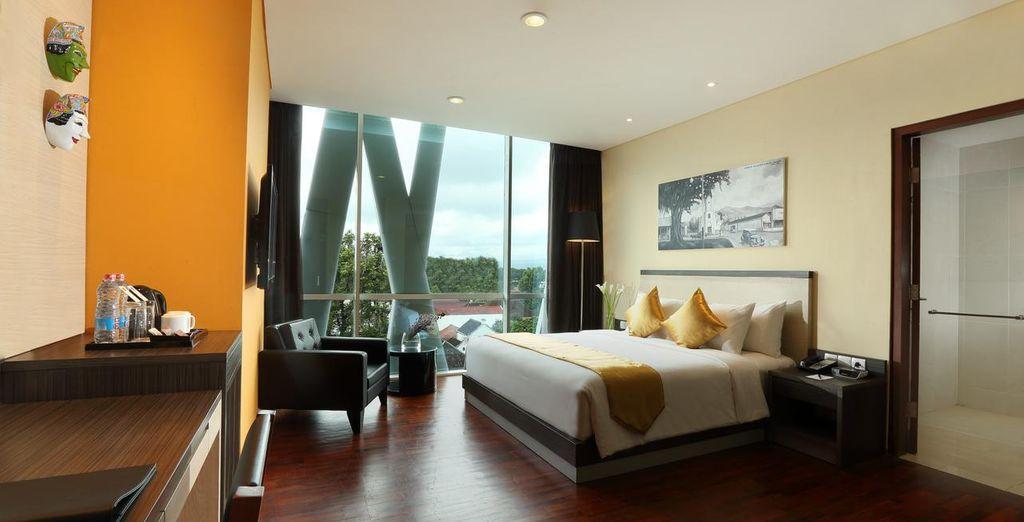 Descubre tu habitación en el Best Western OJ 4* con tu opción de alojamiento Superior
