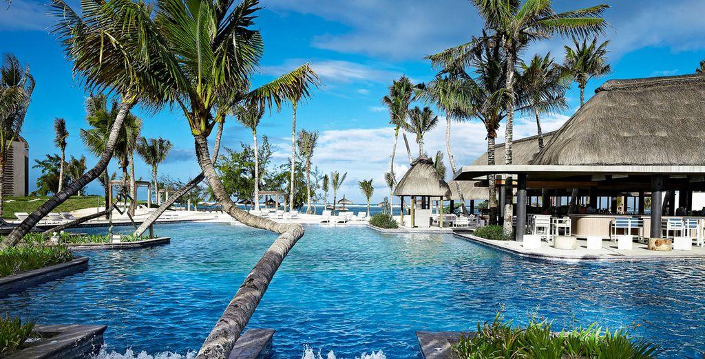 Long Beach Golf & Spa Resort 5* Sup te da la bienvenida al paraíso
