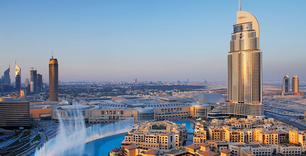 Una de las ciudades más importantes de Oriente Medio