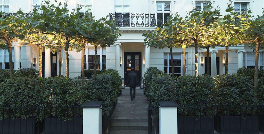 La Suite West - Hyde Park 4* te espera en Londres, ciudad en la que comenzarás tus vacaciones