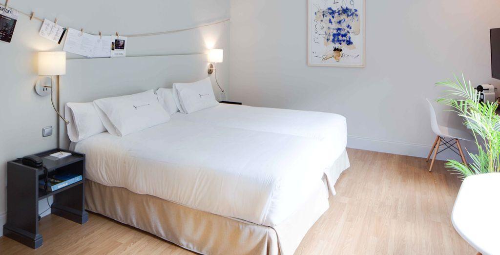 Hotel Río Bidasoa en San Sebastian