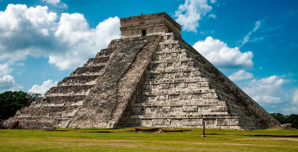 Reserva una excursión al Chichen Itza y conecta con la cultura maya