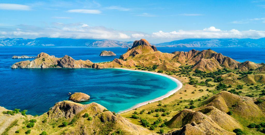 Java, Bali y Komodo