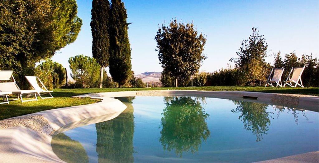 Bienvenido al Hotel Castello di Leonina Relais 4*