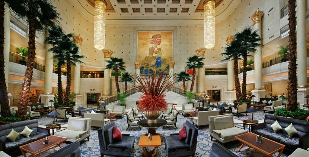 Te alojarás en el hotel The Presidential Beijing 4*