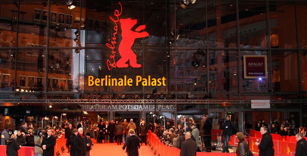 Venga al prestigioso Festival de Cine Internacional del 05/02/2015 al 15/02/2015