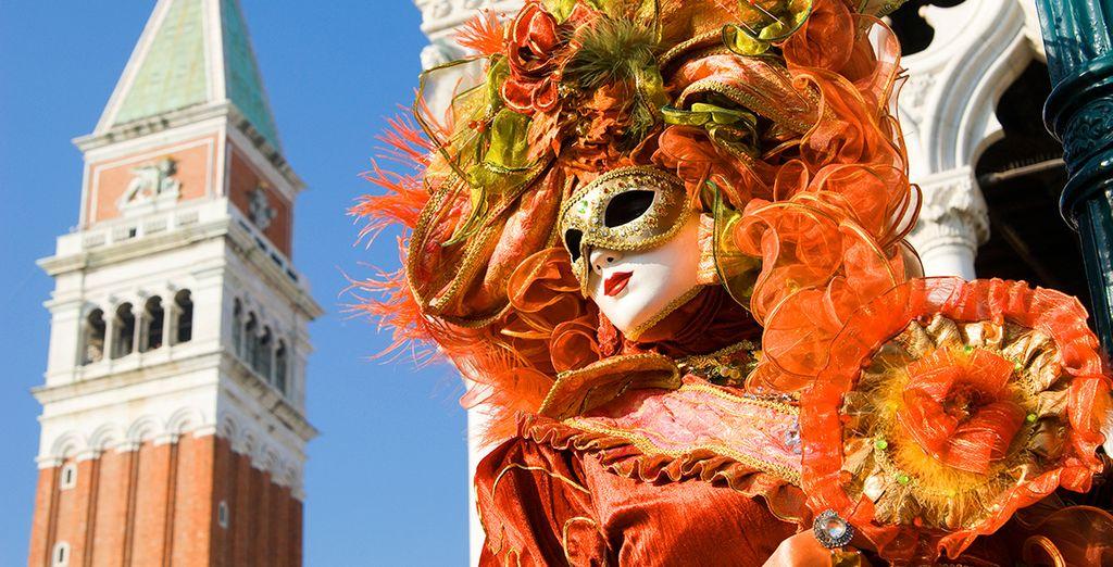 ...y déjate envolver por el encanto veneciano