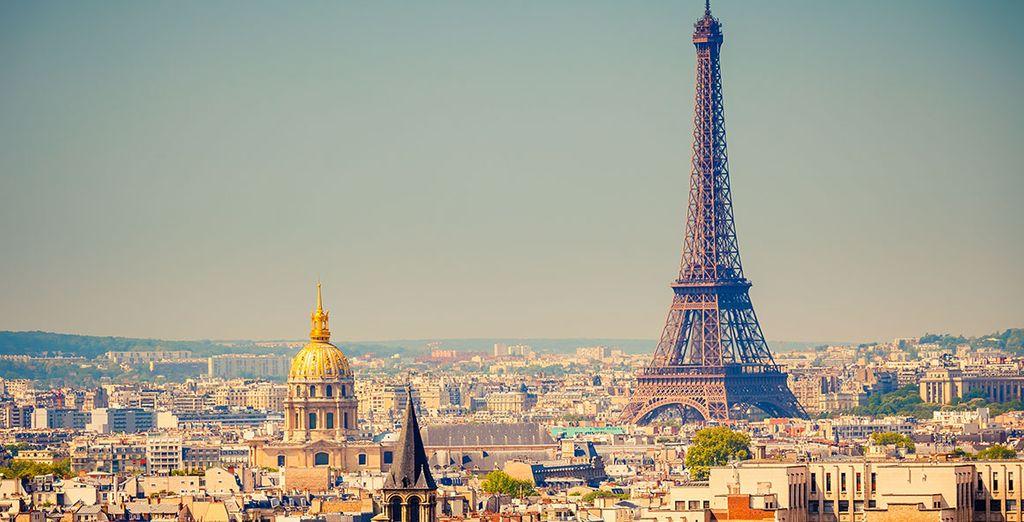 Vive la experiencia más romántica en París - Hotel Le Chat Noir 4* París