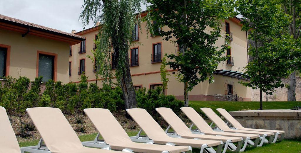 Hotel Balneario Termaeuropa Carlos III 4* - Alcala de Henares