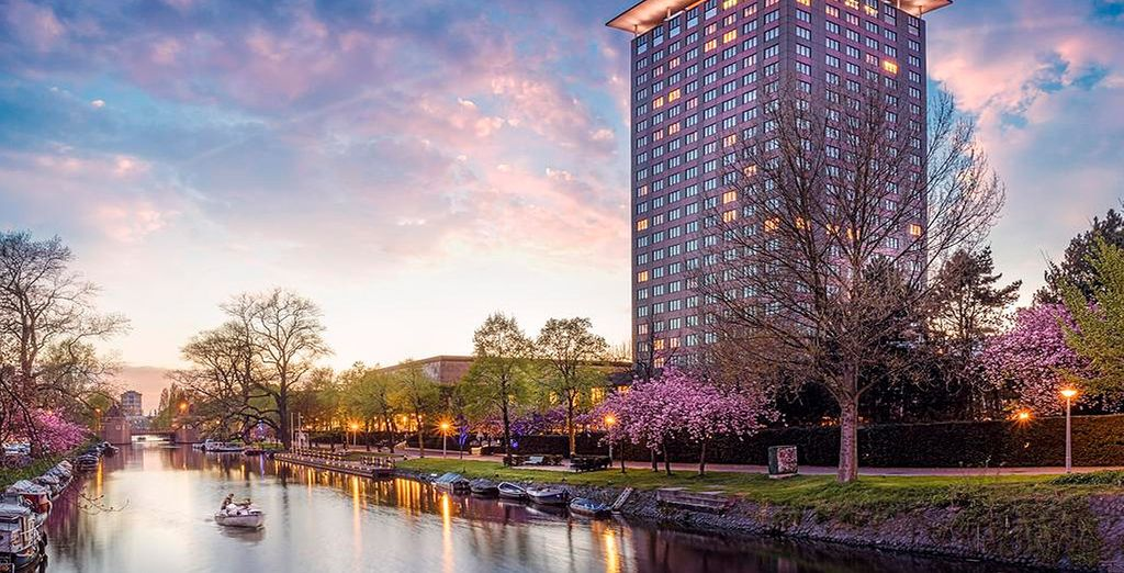 Uno de los mejores hoteles de lujo de cinco estrellas del país
