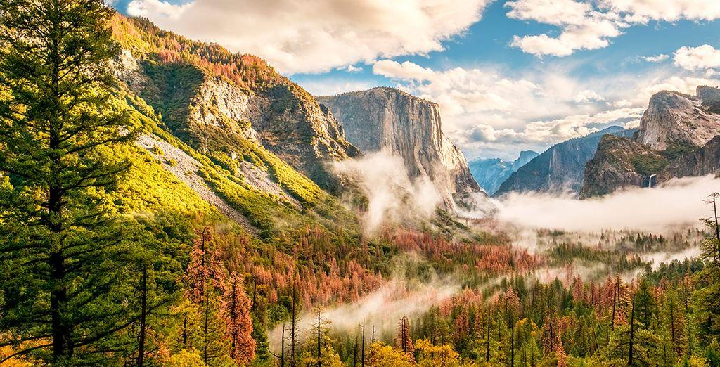 Yosemite te fascinará por completo