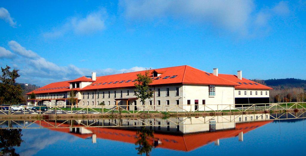 Hotel Oca Augas Santas Balneario & Golf Resort 4*